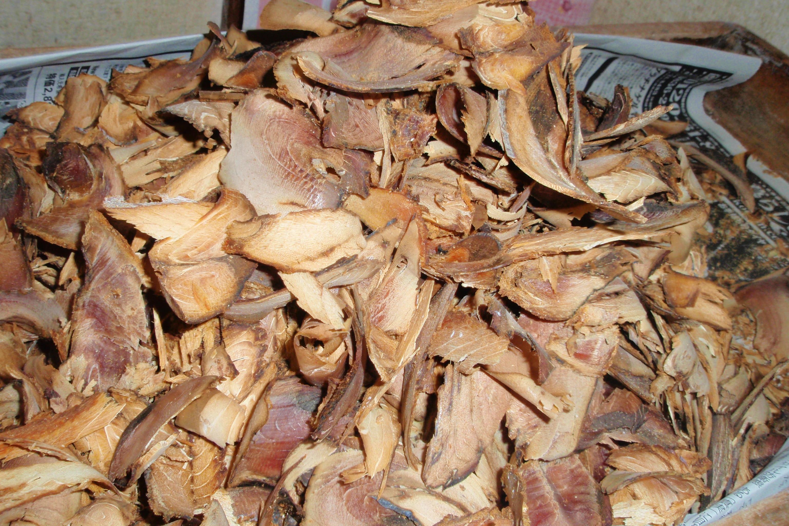 出汁には宗田鰹と鯖節を使用。